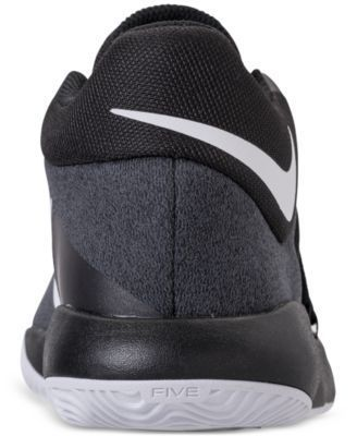 Nike Boys' Kd Trey 5 V Basketball Sneakers from Finish Line - Black 5.5 | Basketball  sneakers and Products