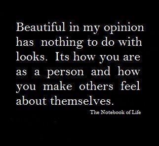 Beautiful is...
