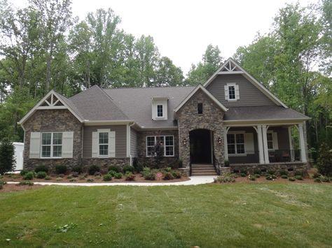 2485 best shingle homes images on pinterest dream home - Model homes near me ...