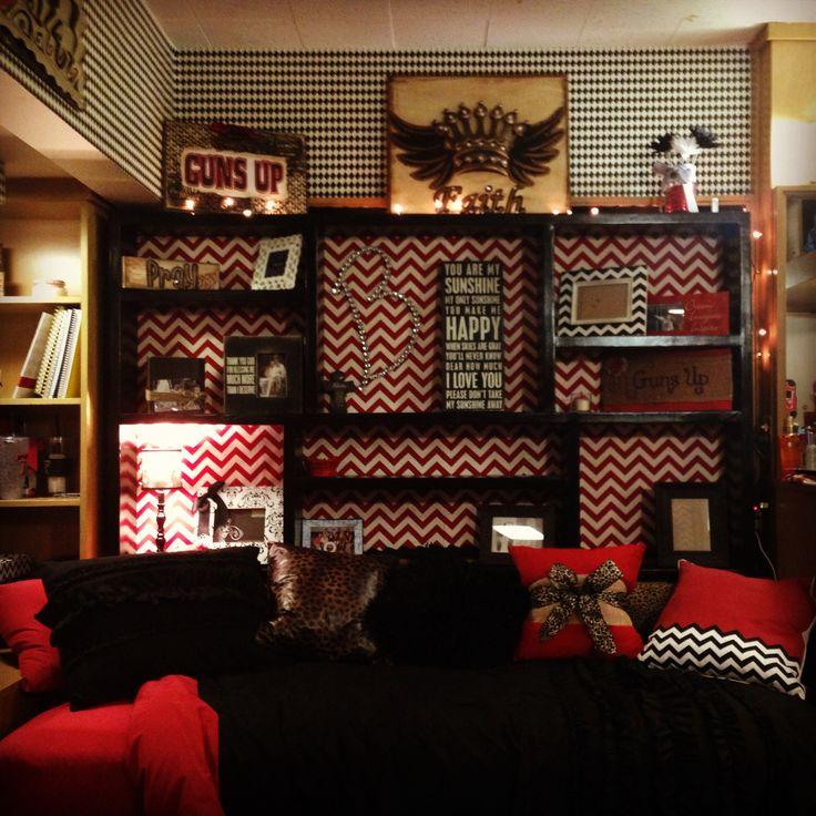 Texas Tech Dorm Room Supplies
