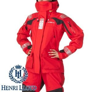 Henri Lloyd Jackets Henri Lloyd Ocean Explorer Womens Jacket Red - Watersports Market - the largest watersports shopping destination