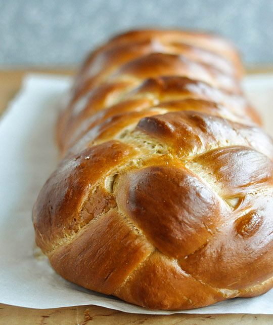 Challah Bread - this my go-to recipe, yummy!!!  ['n easy! - even I can make it!]