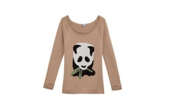Tricot Panda Pop Up Store