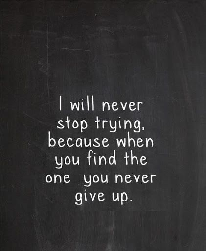 Never Give Up Love Quotes Sayings: 25+ Best Ideas About Not Giving Up On Pinterest