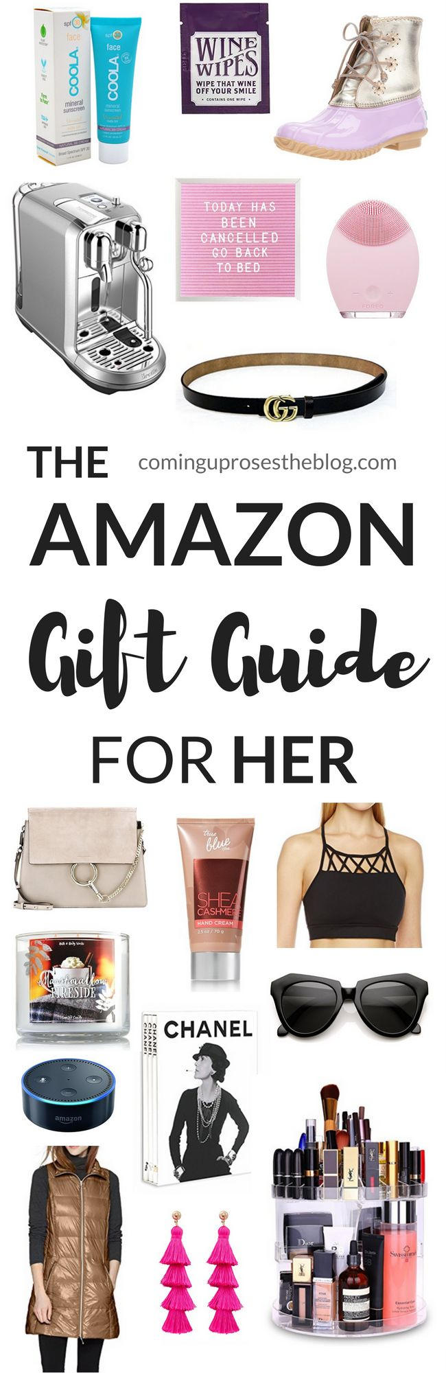 gift guide, gift guide 2017, amazon gift guide, what to buy from amazon, things to buy on amazon, best things to buy on amazon. gift guide for her