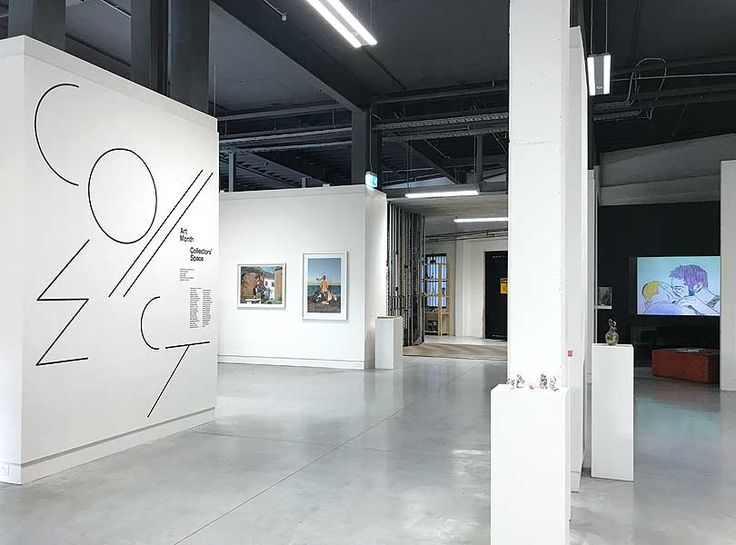 Exhibition Install | Art Month Collectors' Space, 2018 | MAY SPACE Sydney | exhibition enlargement