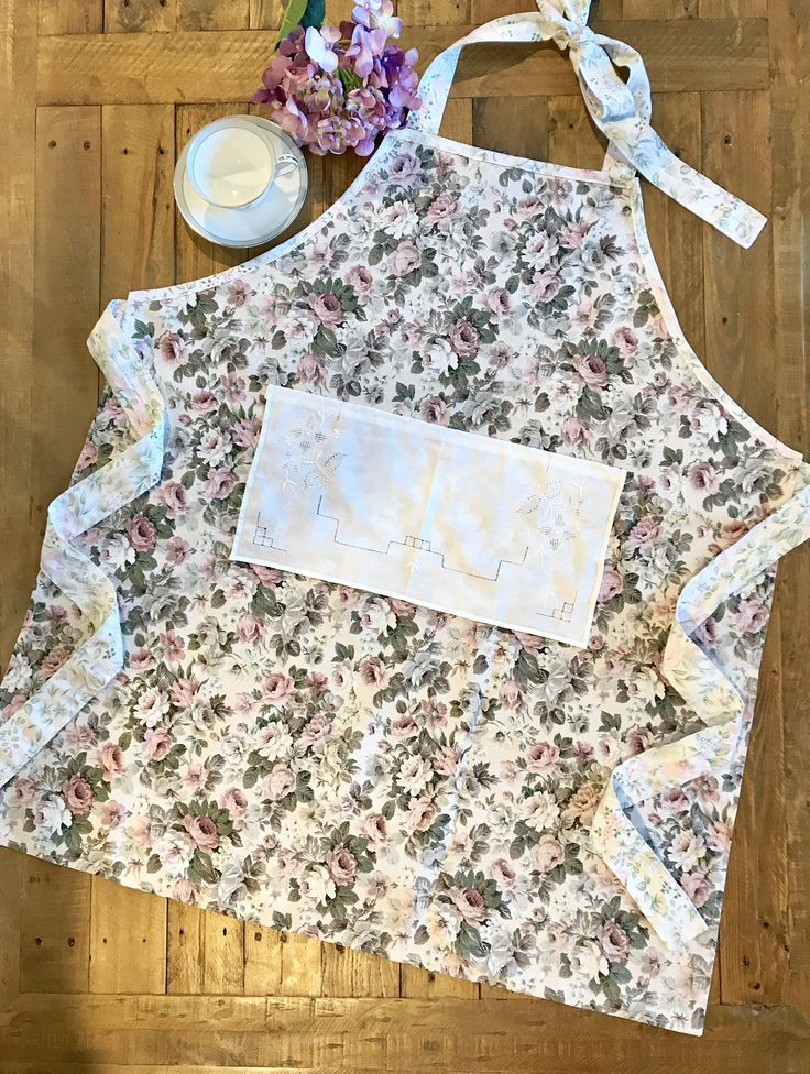 A personal favourite from my Etsy shop https://www.etsy.com/au/listing/558756309/bib-apron-full-apron-floral-apron-pink