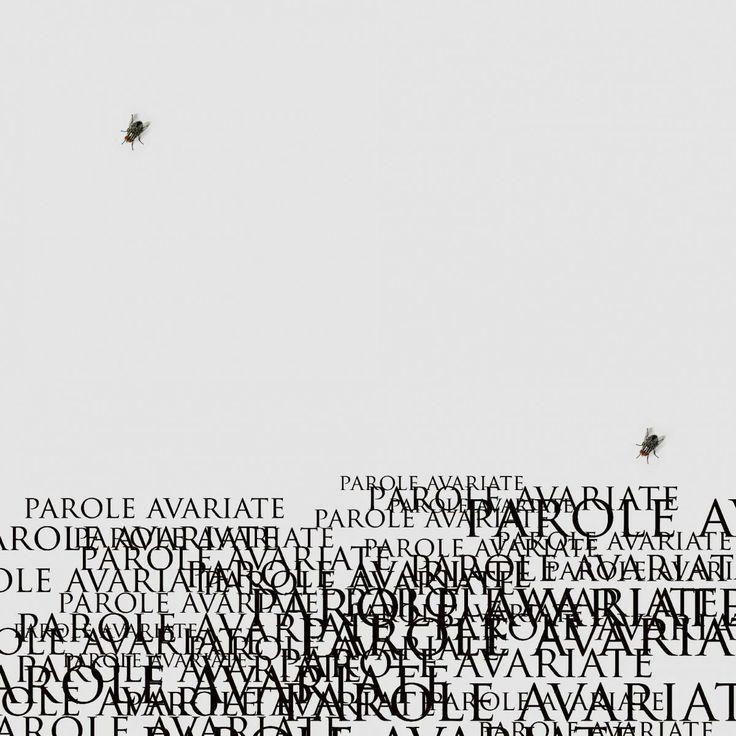 """""""Parole avariate  - Rotten words """"  www.gigarte.com/lucianocaggianello"""