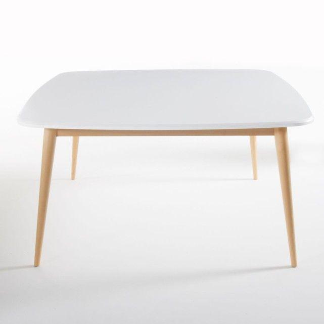 les 25 meilleures id es de la cat gorie table carr e 8 personnes sur pinterest. Black Bedroom Furniture Sets. Home Design Ideas
