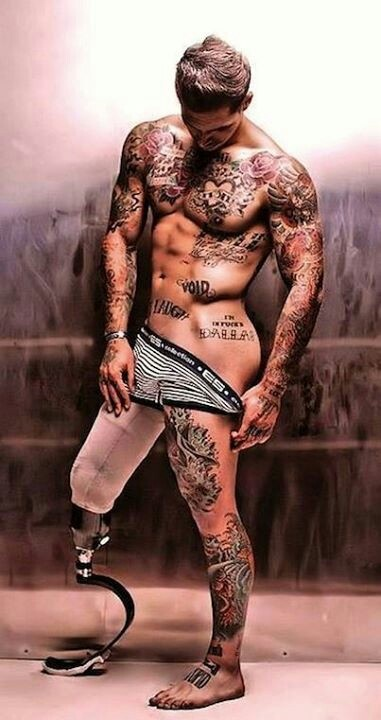 Males fitness motivation