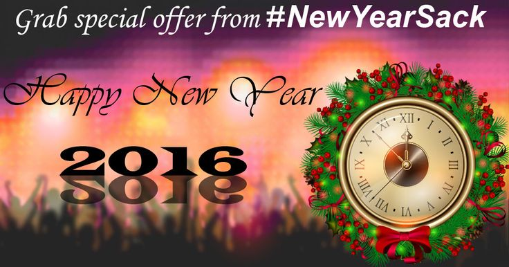 Enjoy your New Year with special offers, only @ http://tinyurl.com/pv3oqve