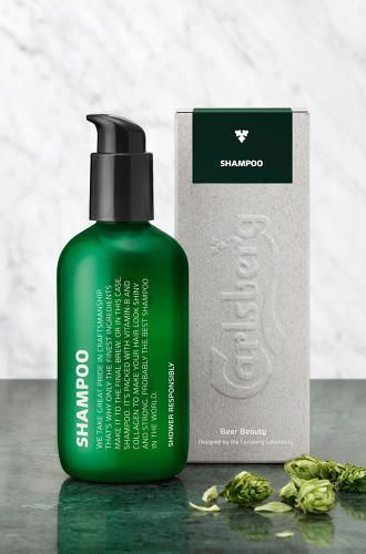 """Carlsberg (Yes, That Carlsberg) Gets Into The Grooming Game With Its """"Beer Beauty"""" Line For Men 