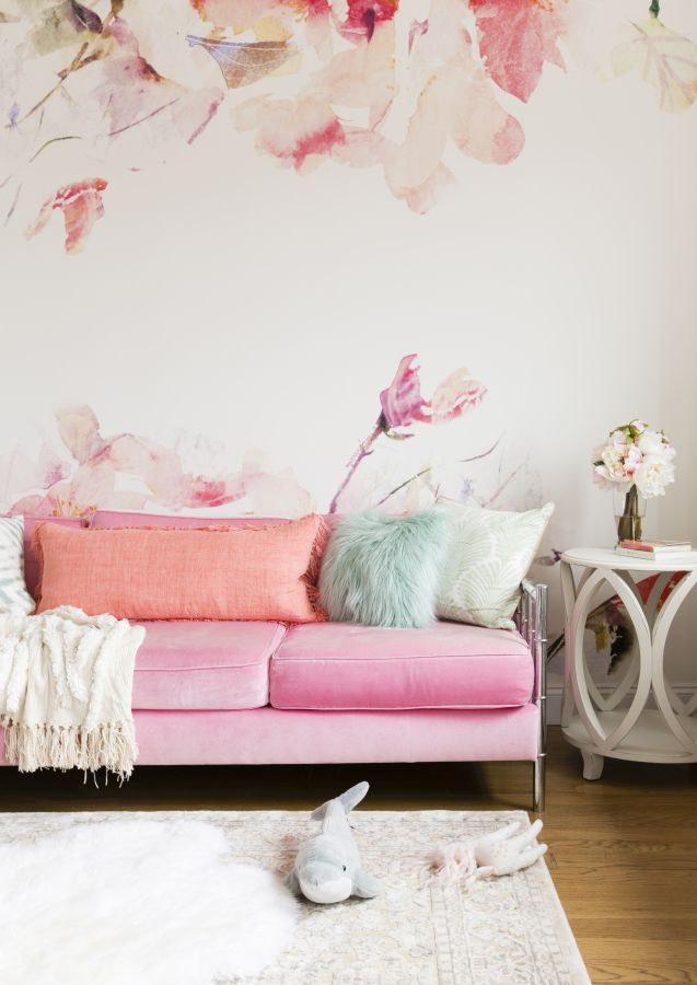 793 best Wall and All images on Pinterest   Bedrooms, Wall papers ...