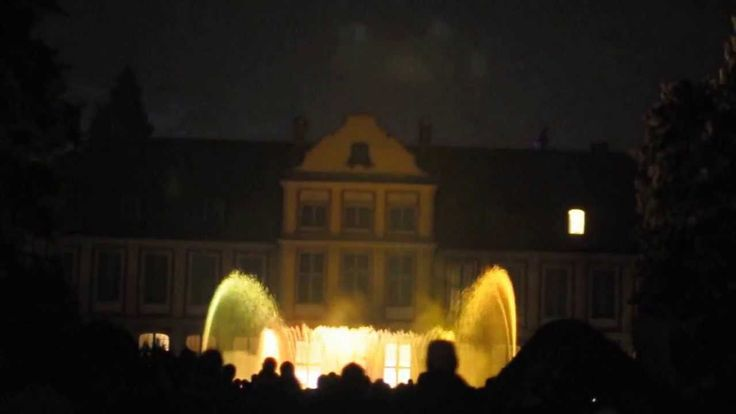 Tańcząca fontanna @ Park Oliwski 22.08.2013 3/3
