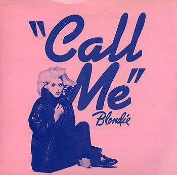 Blondie!