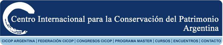 FEDERACIÓN INTERNACIONAL DE CENTROS CICOP  La Federación Internacional de Centros para la Conservación del Patrimonio, tiene el agrado de invitar a participar de la presentación del XIII Congreso Internacional de Rehabilitación del Patrimonio Arquitectónico y Edificado que se realizará en la ciudad de Tenúan, Marruecos del 10 al 12 de octubre.  El 14/6 se realizará la presentación del Congreso en la Sala de Representantes de la Manzana de las Luces  Más info:http://ly.cpau.org/1OYeSWM…