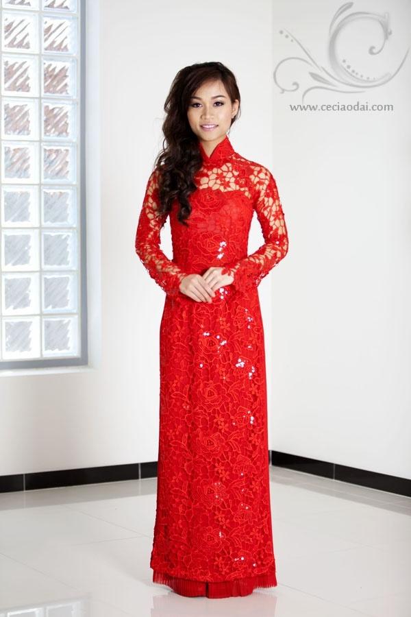 Traditional Vietnamese Wedding Dress – fashion dresses