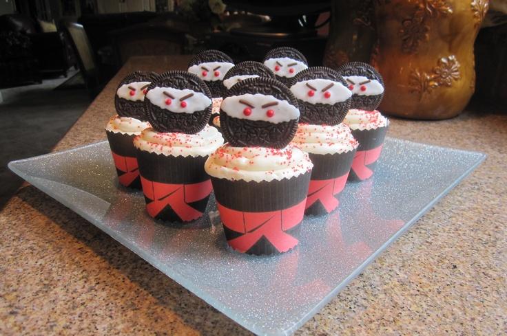 Ninja Oreo Cupcakes Desserts Pinterest Oreo Cupcakes