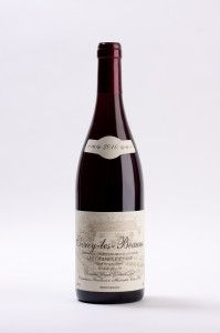 2010 Domaine Boyer-Gontard Chorey-les-Beaune Les Champs Piétant—a great red Burgundy for the holiday table!