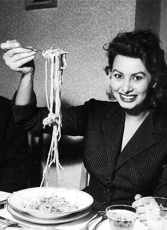 Yesterday I tried a great Vegan Pasta called Pasta alle Sophia Loren