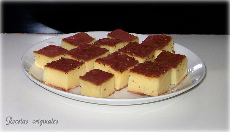PASTELITOS DE YOGUR GRIEGO Y QUESO MASCARPONE. ¡Unos pastelistos muy fáciles de hacer!