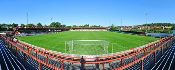 Crown Ground - Panoramic - Accrington Stanley FC