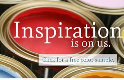 Quart-Size Color Paint Sample from Kelly-Moore Paint Company