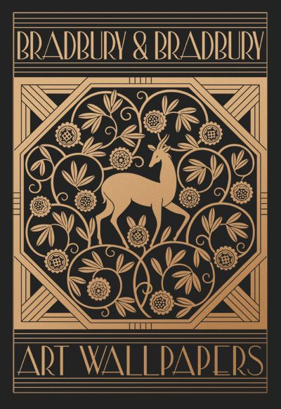 Art Deco poster #bradburywallpaper
