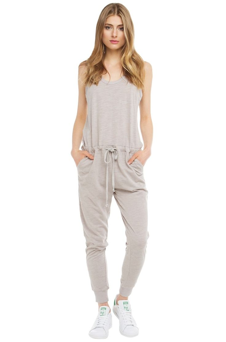 SWEAT JUMPSUIT - What's New