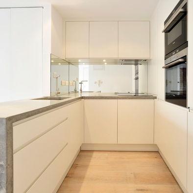 Polished Concrete Worktop Design