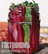 Ботва свекольная маринованная, пошаговый рецепт с фото