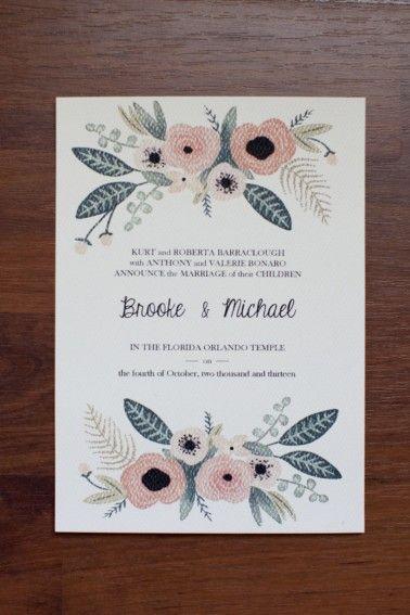 An Intimate Vintage Boho Wedding | Every Last Detail