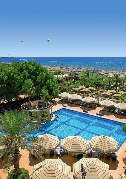All Inclusive im 5-Sterne Hotel: Dein Weihnachten an der türkischen Riviera - 10 Tage ab 471 €   Urlaubsheld