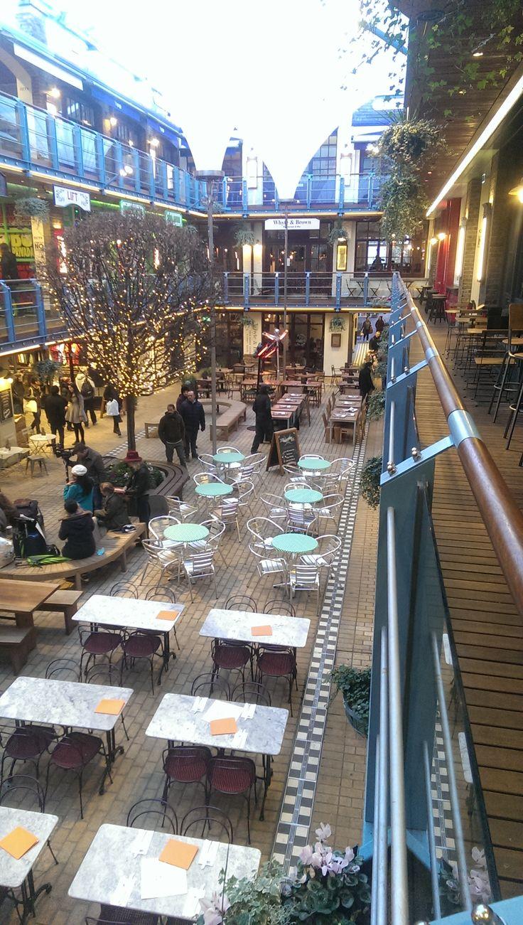 Soho Courtyard