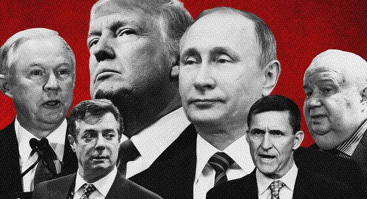 The definitive guide to Trump's Russia ties  By MADELINE CONWAY 03/02/17 12:25 PM EST Updated 03/02/17 01:37 PM EST