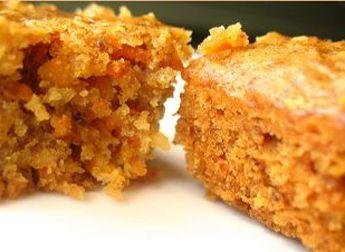 Karottenkuchen Vegan und Zuckerfrei