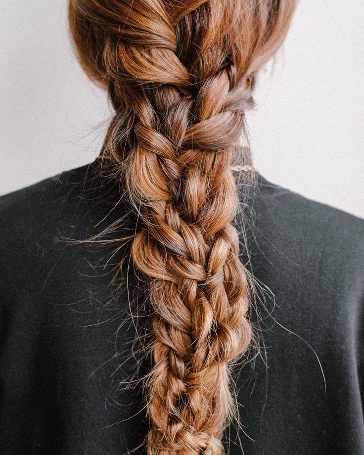 """ANIAM on Instagram: """"Estos peinados despeinados que tanto amo♥️✨ qué videos relacionados con el pelo les gustaría ver por aquí?"""" Afro, Throne Of Glass, Messy Hairstyles, New Hair, Braids, Dreadlocks, Instagram, Hair Styles, Makeup"""