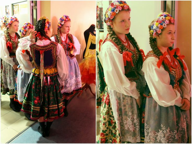 Traditional #Polish #Krakow Dances - more here: http://twistedredladybug.blogspot.com/2014/04/the-soul-of-poland.html