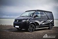 Autohaus VW T5 GP Campervan Conversion - Black & Decals
