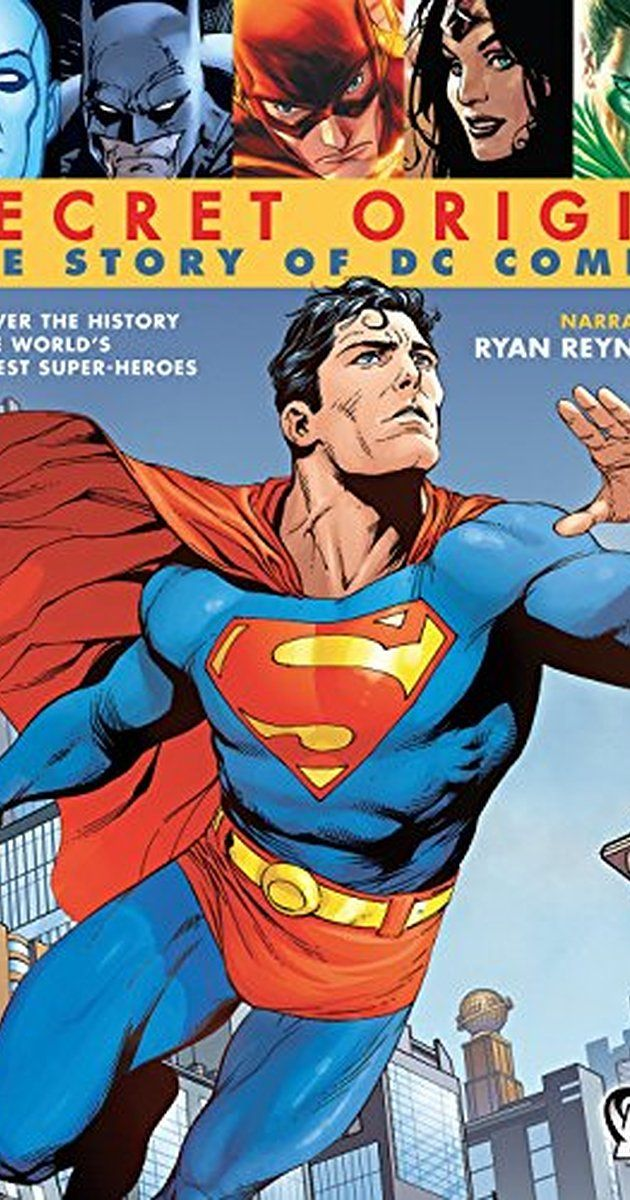 Directed by Mac Carter.  With Lynda Carter, Ryan Reynolds, Zack Snyder, Sam Huntington. A look at the history of the comic book publication that launched such legendary characters as Superman, Batman and Wonder Woman.