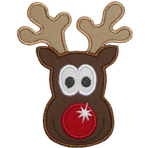 reindeer body template