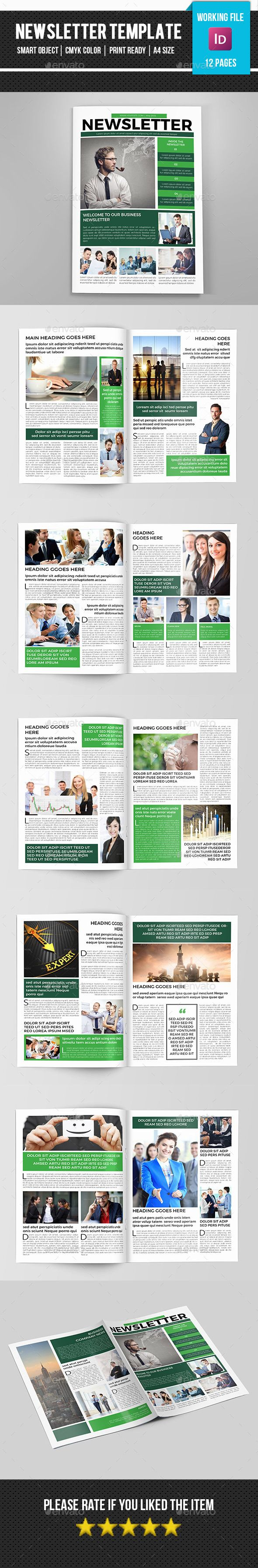 Corporate Newsletter Template #design Download: http://graphicriver.net/item/corporate-newsletterv07/11493651?ref=ksioks
