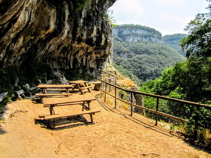 Parco Cascate Molina Picknick