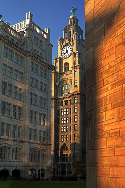 Uk city - #Liverpool, England