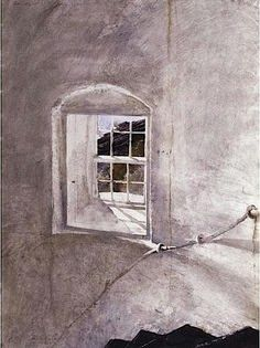 Andrew Wyeth (1917 - 2009)