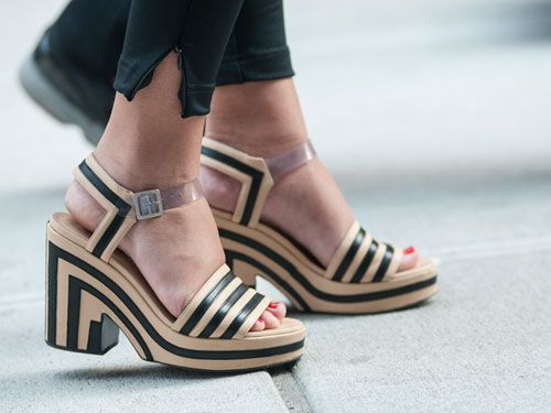 London Calling: Chanel shoes