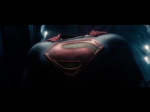 New Man of Steel Poster and Trailer!