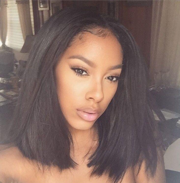 6A Brazilian Virgin Hair Silky Straight Wavy