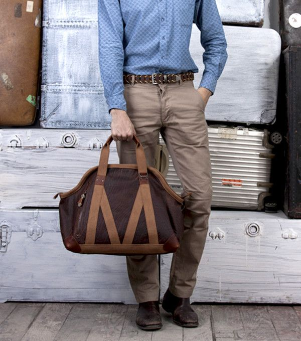 WHILLAS & GUNN - Leather Doctors Bag | WG Trunk Co