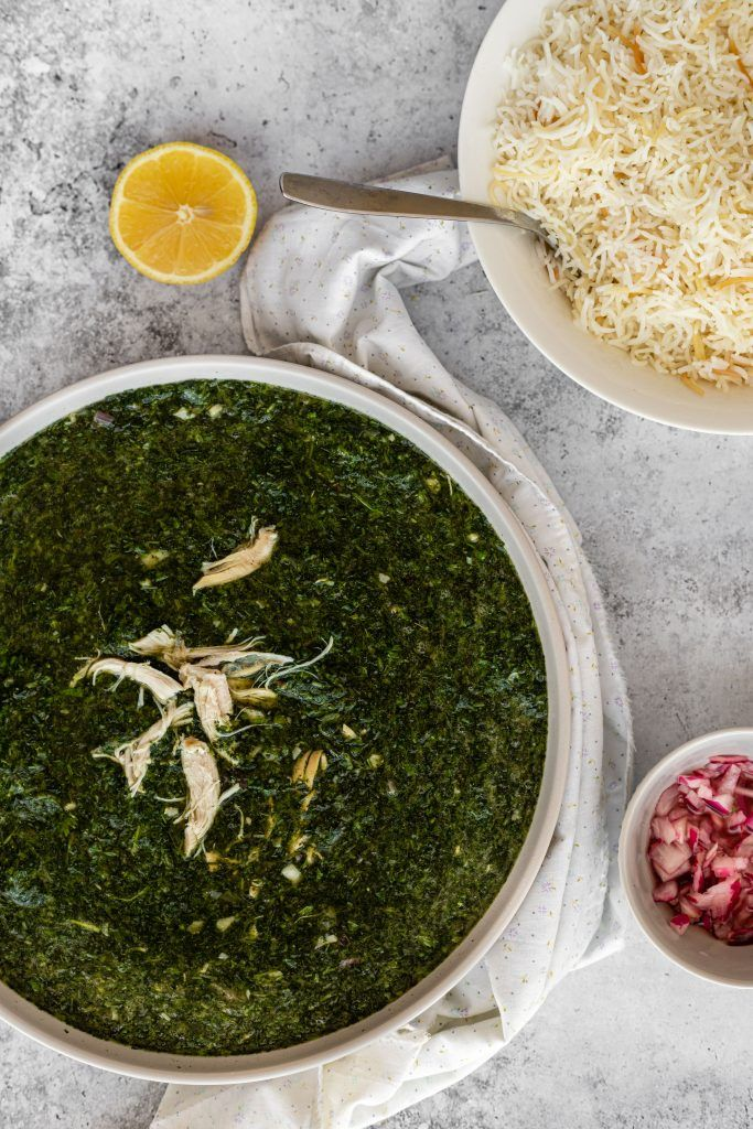 Mulukhiyah ملخية The Best Ever With Easy Step By Step And Video Recipe Homemade Chicken Stock Make Chicken Broth Green Leafy Vegetable
